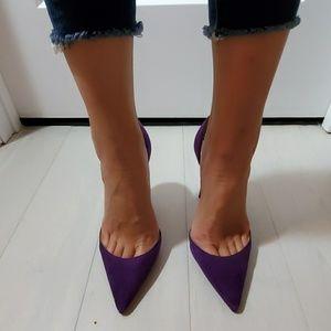 Christian Louboutin Purple Iriza sz 36